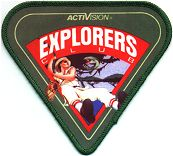 Explorers' Club (Pitfall!) (new style)