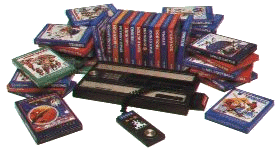 Intellivision System and Games