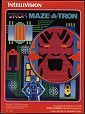 Tron Maze-A-Tron Box (Intellivision Inc. 5392)