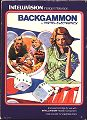 Backgammon Box (Mattel Electronics 1119-0810)