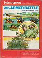 Armor Battle Box (Mattel Electronics 1121-0710-G1)