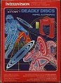 Tron Deadly Discs Box (Mattel Electronics 5391-0510)