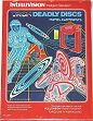 Tron Deadly Discs Box (Mattel Electronics 5391-0410)
