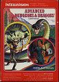 Advanced Dungeons & Dragons Box (Mattel Electronics 3410-0510)