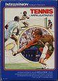 Tennis Box (Mattel Electronics 1814-0910)