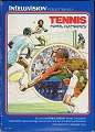 Tennis Box (Mattel Electronics 1814-0410)