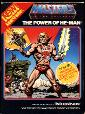 Masters of the Universe: The Power of He-Man Box (Mattel Electronics 4689-0210 (L001))