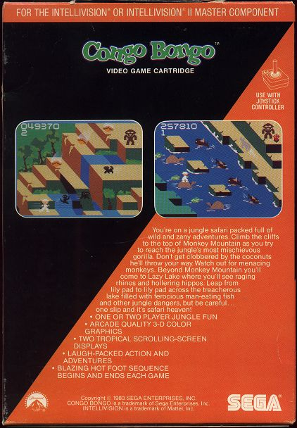 Back of box shows info for Atari controller